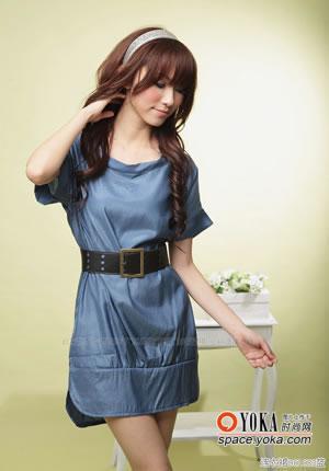 时尚连衣裙 hhaa88的时尚博客 YOKA时尚博客